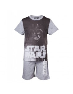 Pijama Corto Darth Vader Star Wars Niño