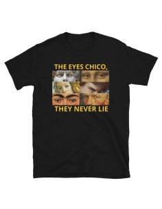 Camiseta The Eyes Chico They Never Lie