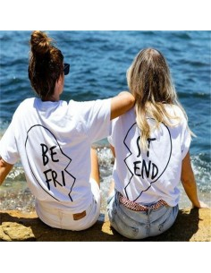 "Camisetas ""Best Friend"""