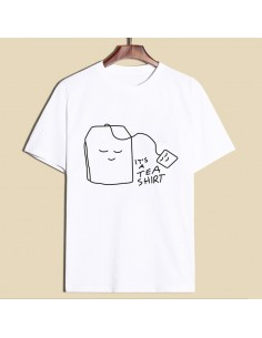 "Camiseta ""It's a Tea Shirt"""